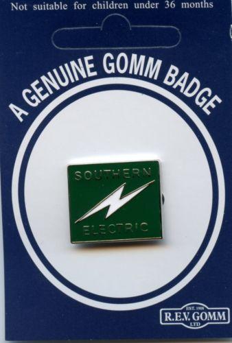 Badge Southern Elec Dark
